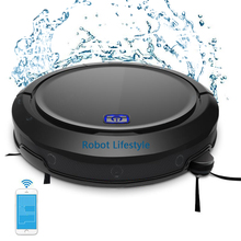 (Free Ship from Russia Spain ) smart robot robot vacuum cleaner wrieless filter for vacuum cleaner