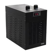 1/10HP aquarium water cooling machine cooler chiller suit less than 160L fish tank.marine tank chiller water cooling machine