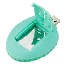 FFFAS Scentless Non-toxic Silent Portable Eco-friendly USB Powered Electric Mosquito Repeller Killer USB Gadget