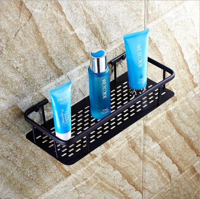New Arrivals Antique Black Oil  Square Soap Holder brass bathroom shelF bathroom shampoo holder basket bathroom holder european style brass black oil brushed solid brass bathroom soap holder ceramic cup soap basket bathroom accessories