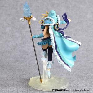 Image 3 - DOTA 2 Crystal Maiden PVC Action Figure Collectible Model Toy 20cm LLFG068