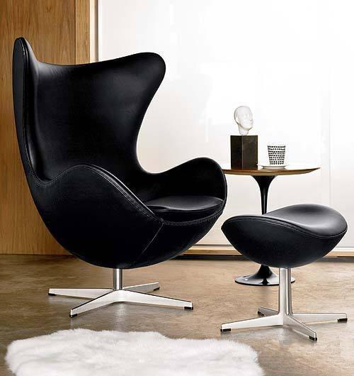 modern lounge chair for bedroom walmart simple fashion shell seating living room beanbag model