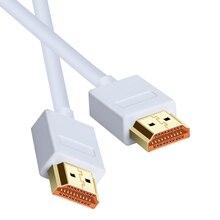 Cabo HDMI Macho para Macho Adaptador de Alta Velocidade 3D PS3 4K 1080P para TV LCD Computador Portátil Cabo 10M 1M 2M 3M