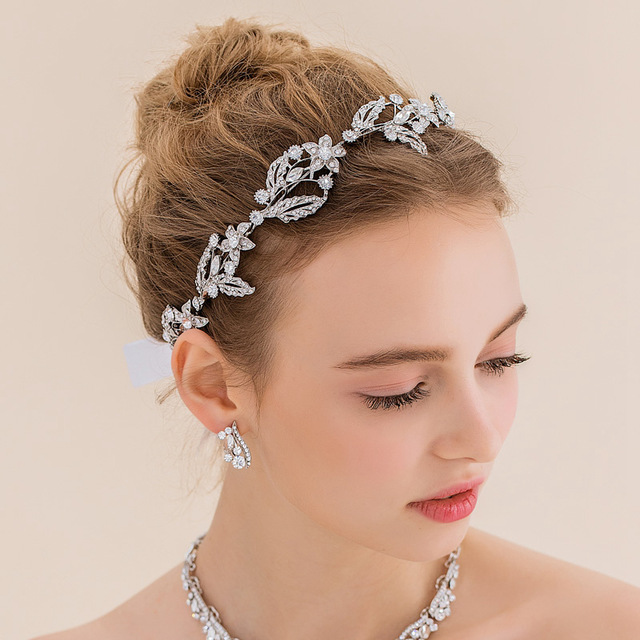 Bridal Ribbon Headbands Promotion Shop for Promotional Bridal
