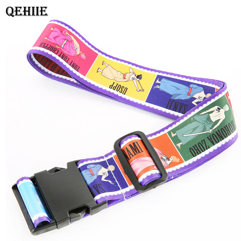 suitcase seat belt Adjustable suitcase cross straps  trolley luggage packing belt Consumable products Travel accessories