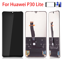 6.15 inch LCD Display For HUAWEI P30 Lite Touch Screen Digitizer Replacement Nova 4e MAR-L01A MAR-LX1M MAR-LX1A MAR-L21A
