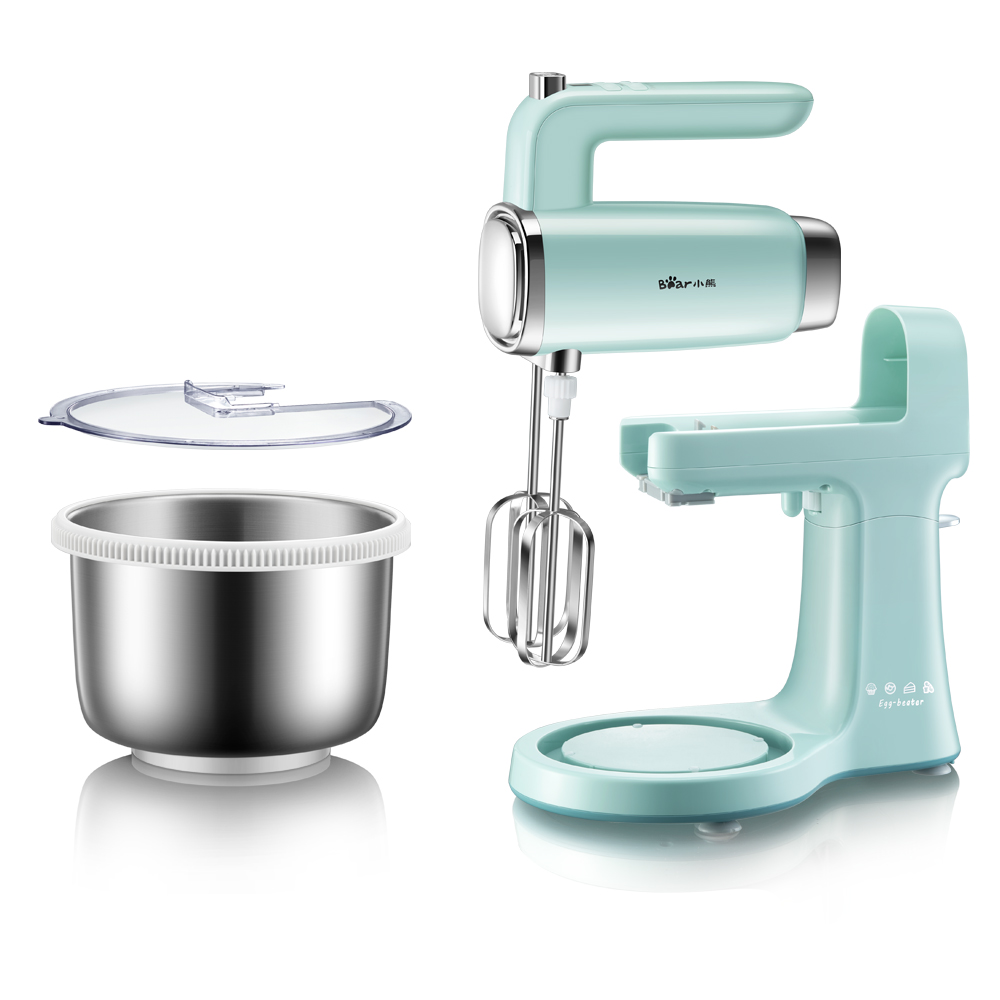 220V Household Electric Dough Mixer Stand/Handheld Multifunction 4L Cream Egg Food Mixer 2 In 1 Food Blender Good Quality 220v 1 5kw stainless steel 20l multifunction commercial dough mixer egg cream dough food mixer machine for bakery