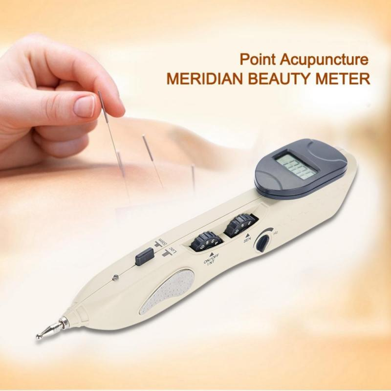 Body Massage Instrument Digital Electronic Acupuncture Health Care Pulse Massage Device Health Care Tool 110-240V sandro sandro snde10351e