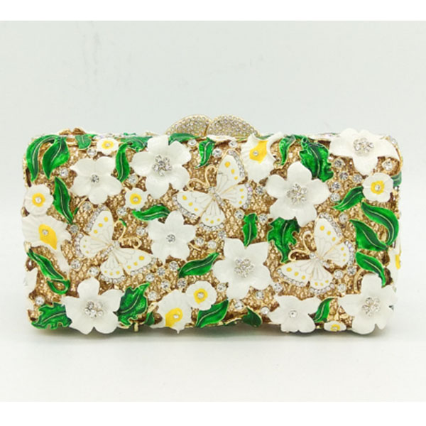 Newest Clutch Evening Luxury Party Bag Rhinestone Famale pochette banquet Purse Packet Lovely Women Wedding Handbags green fashion women clutch evening bag luxury handbags banquet wedding party shoulder
