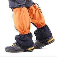 High Quality Waterproof Outdoor Hiking Walking Climbing Ski Snow Legging Gaiters Cover Hunting Trekking Climbing Accessories