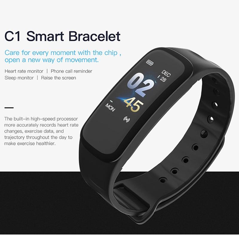 Smart Sport Tafel Mannen Quartz Horloges Bluetooth Waterdicht Student Klok Intelligente Verbinding Mobiele Telefoon Monitoring Gezondheid