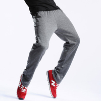MASCUBE Joggers Men Pants Track Pants Sweatpants Pantalon Homme Modis Trousers Men Sporting gyms Pants men