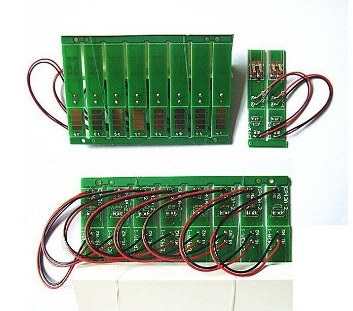 Chip B410 trommeleinheit zurückgesetzt chip für OKI B410d B410dn B410 MB460 MB470...