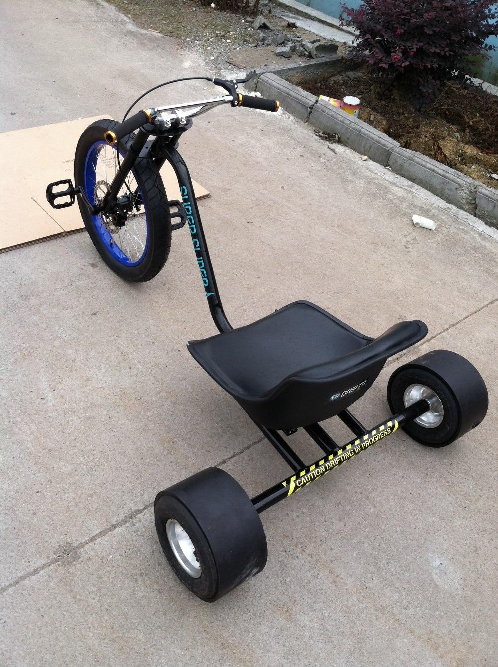 H Fat Drift Trike Rb Fhd16 Pedal Freewheel Drift Trike For Adult