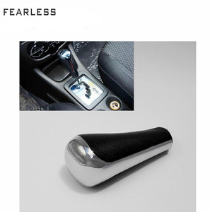 Image 3 - Gears Gear Shift Collars For Peugeot 206 207 307 308 408 508 Citroen C2 New Elysee Picasso AT Gear Head Shift Knob Handball case
