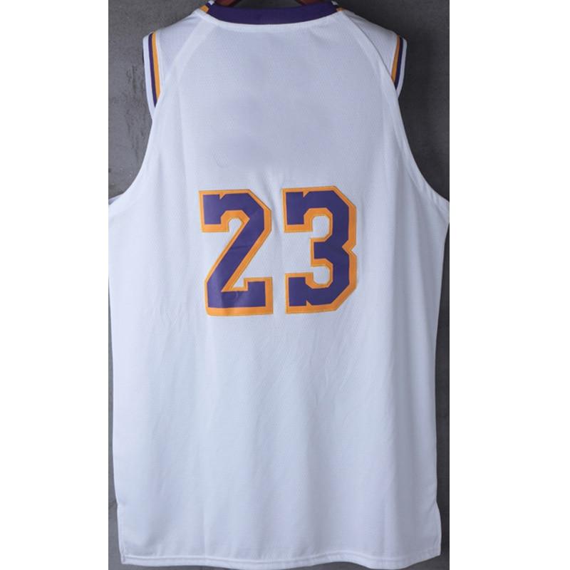 new concept b4fdb b133a US $15.96 5% OFF|New Tank tops lebron kobe Lonzo Ball Brandon Ingram Kyle  Kuzma james bryant city edition jerseys-in Tank Tops from Men's Clothing on  ...