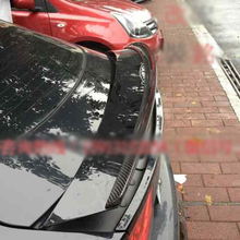 For Audi A7 wald style Exterior Car Accessories Carbon fiber Rear Boot Trunk Spoiler Wing 2012~2014