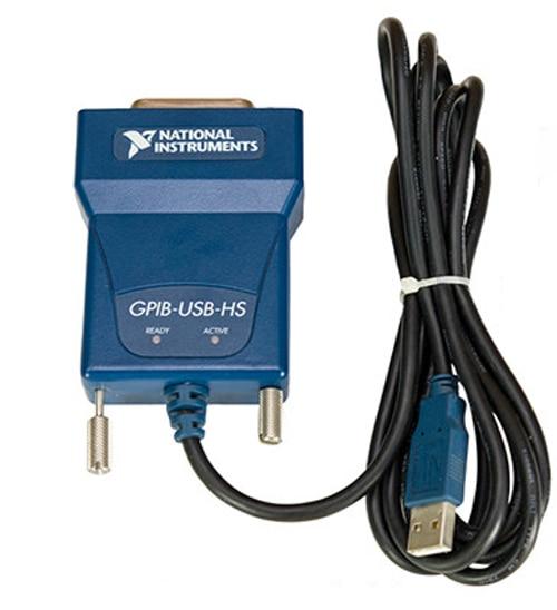все цены на  NI GPIB-USB-HS National Instrumens Interface Adapter controller IEEE 488 USB 2.0  онлайн