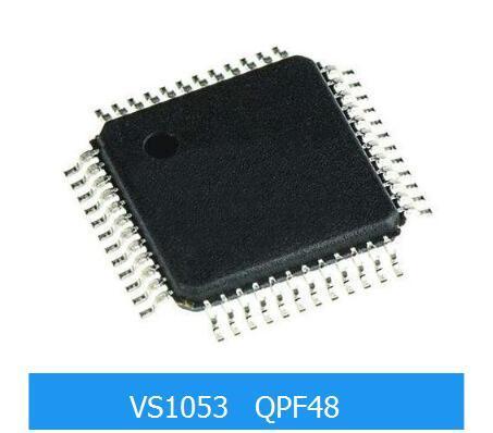 VS1053 VS1053B VS1053B-L QFP-48 Player & Recorder CODEC Chip 100% new original quality assurance