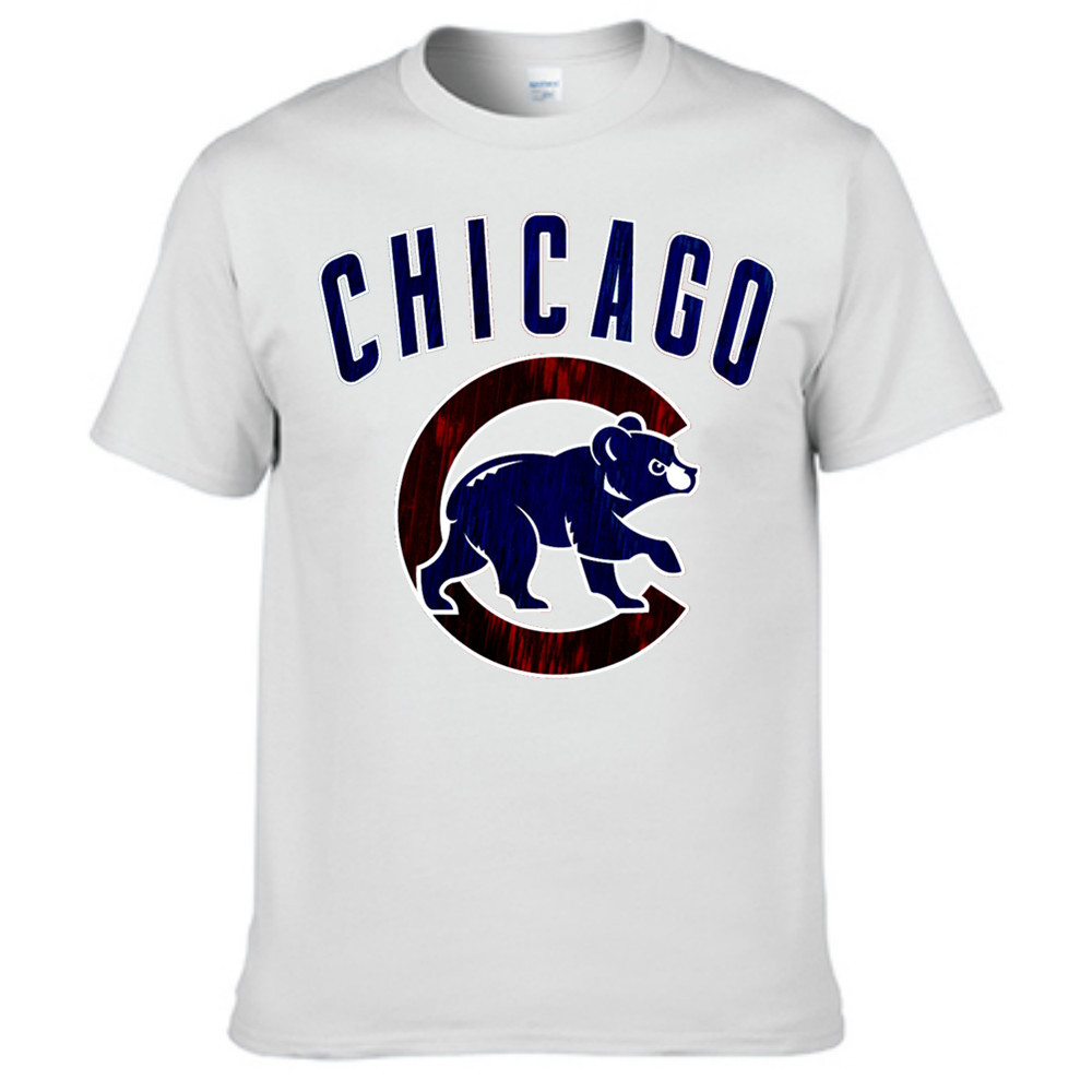 tee shirt homme chicago cubs mens dry fit color cotton tops t shirt clothing yellow t shirt plus. Black Bedroom Furniture Sets. Home Design Ideas
