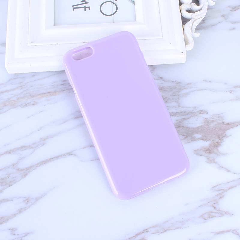 HTB1RIT2oZLJ8KJjy0Fnq6AFDpXaR - FREE SHIPING Candy Color TPU Rubber Silicone Soft Gloss Phone Cases Back Cover For iPhone 6 6s 7 8 Plus 5 5s SE X JKP387