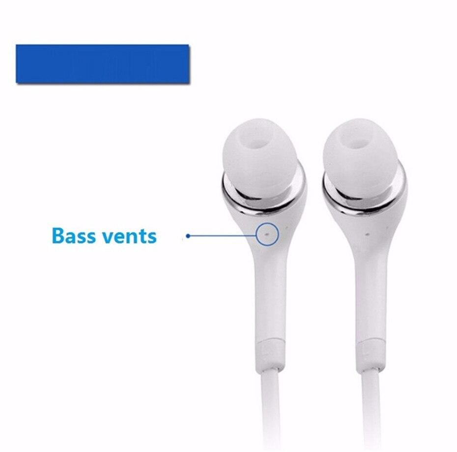S4 earphones for phone earphone with microphone (8)