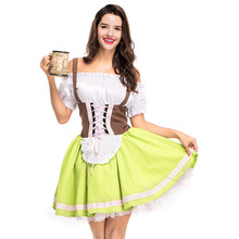 COSMORE Bavarian national German festival long beer maid service waitress carnival