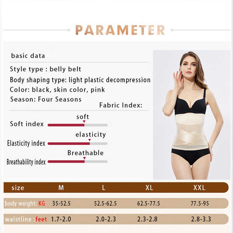 Новинка 2019, сексуальное женское белье, пояс для похудения, послеродовой утягивающие пояса для женщин, пояс-корсет