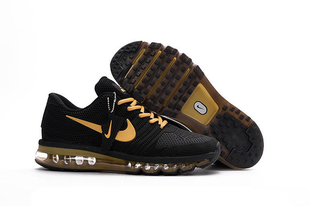 quality design db5d7 65af2 Hot Sale Nike Air Max 2017 Male Badminton Shoes Full Palm Nano Drop Plastic  Technology Sports Track Light Sneakers