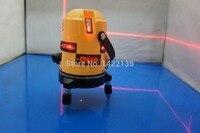 Новое Автоматическое самонивелирование Fukuda 7 линия 1 точка, 4V3H инфракрасный/лазерный уровень EK 436P