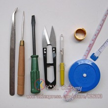 1 set(7 pieces) sewing tools for diy needlework, good quality, free shipping