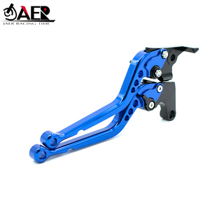 Image 2 - JEAR For SuzukiGSXR600 GSXR750 2004 2005 Adjustable Brake Clutch Levers Handle Bar Motorcycle Accessories