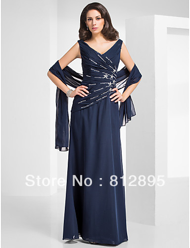 Blue evening dress size 20