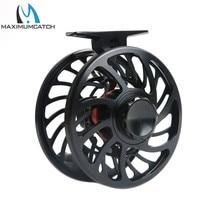 Maximumcatch VM 5-12wt 100% Waterproof Fly Reel T6061 aluminium Saltwater Sealed Multi-disc Drag Fly Fishing Reel