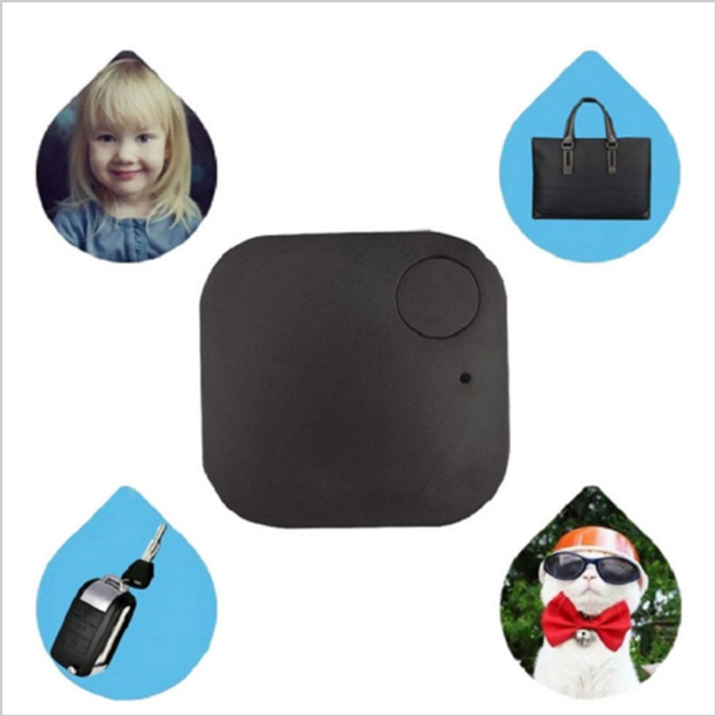 Nut Anti Lost Alarm Mini Bluetooth Tracker Personlig Smart Finder Barnväska Plånbok Key Finder GPS Locator iTag för iPhone Android