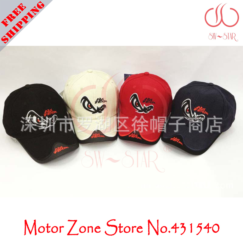 bc3f1117662 No Fear baseball caps sports car racing hat truck sun visor cotton caps C53