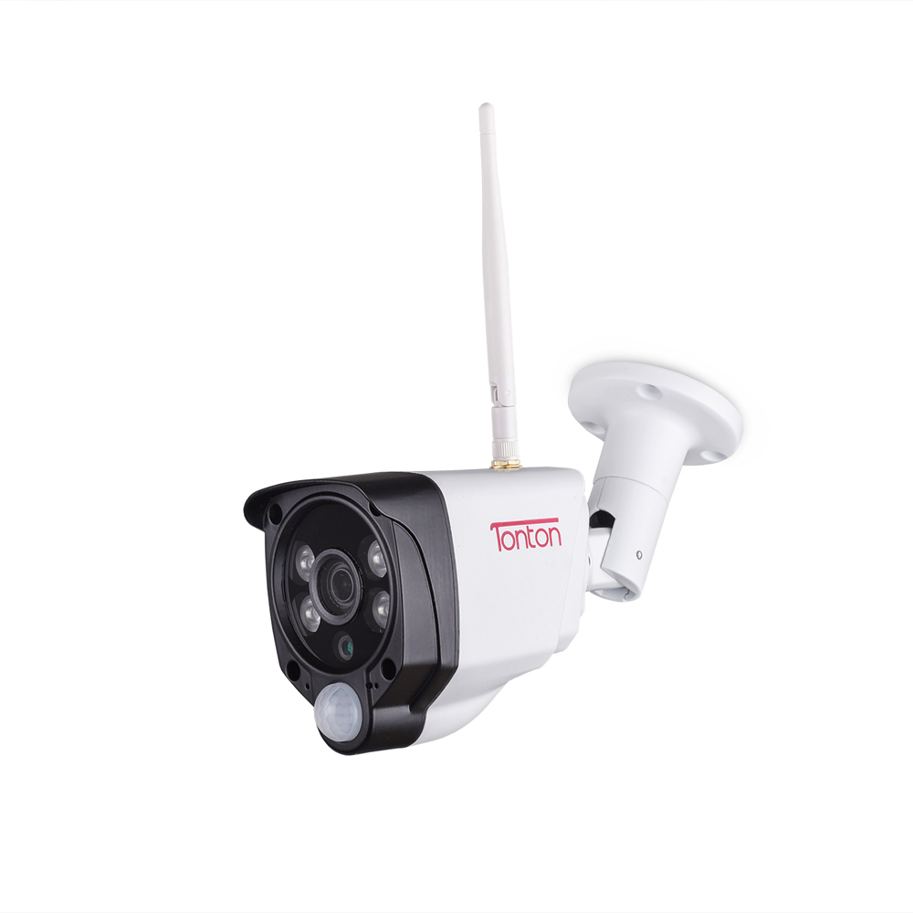 Tonton 1080P 1920 1080 HD 2 0MP font b Wireless b font IP Camera Outdoor Weatherproof