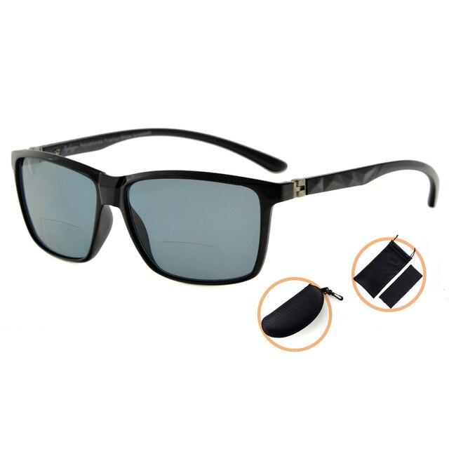 84d94d808d S032PGSG Eyekepper 180 Degree Spring Hinges Polycarbonate Polarized Bifocal  Sunglasses Men Women +150 +200 +250 +300