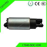 17040 SDC E00 High Quality New Electric Fuel Pump For Honda Accord 2003 2007 2.4L L4 3.0L V6 17040SDCE00