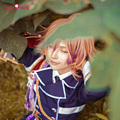Gotou Toushirou Cosplay Touken Ranbu Online Battle Uniform Polyester Uwowo Costume