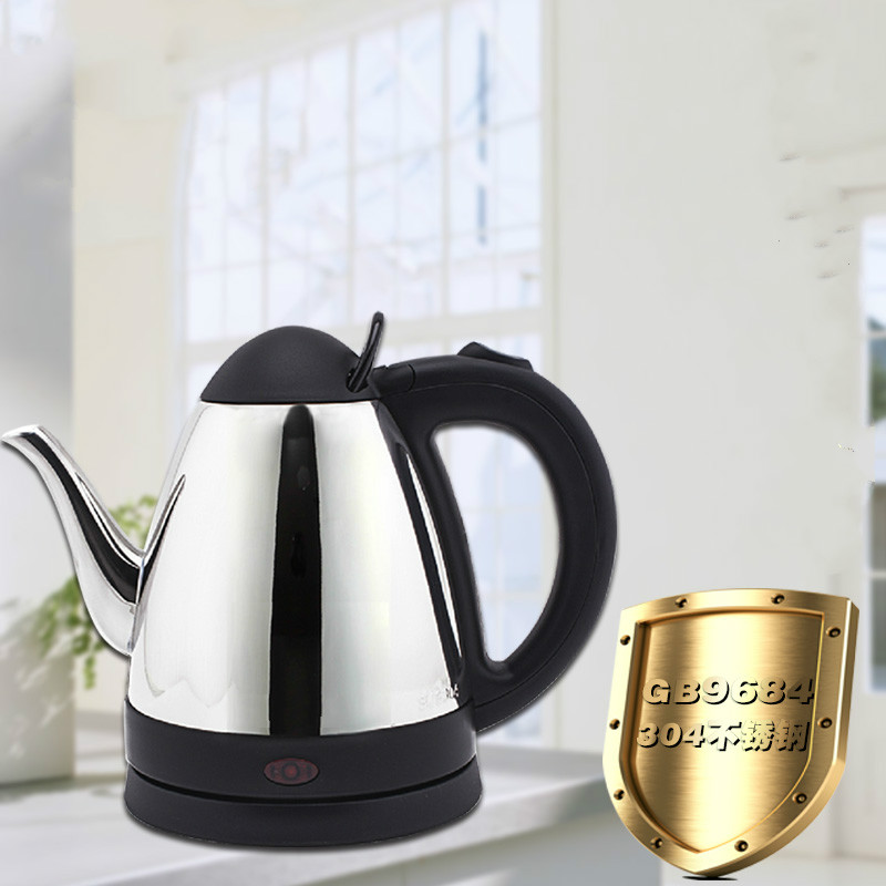 spout electric kettle can automatically cut Safety Auto-Off Function mini stainless steel electric kettle automatically cut safety auto off function