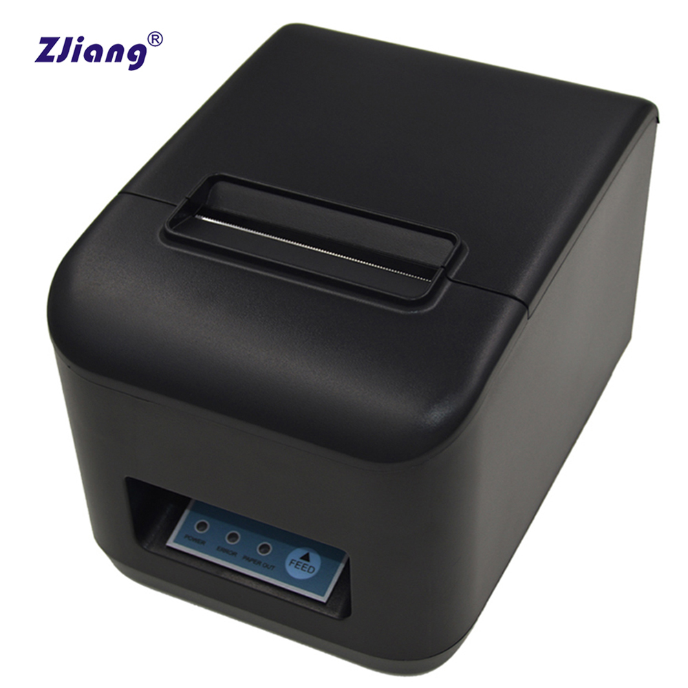 High Quality 80mm Thermal Receipt Bill printers Kitchen Restaurant POS Printer With Auto-cutter function high quality 80mm auto cutter usb bluetooth thermal receipt printer pos printer for hotel kitchen restaurant retail