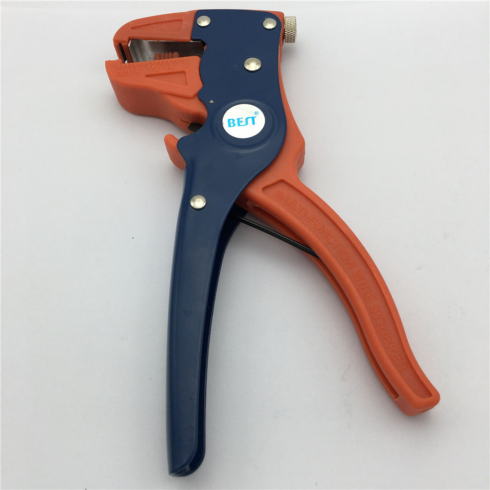 BST-318 Wire stripper and Cutter BEST YS-1 Handhold Stripping Plier bst 5023 7 in 1 portable steel wire plier