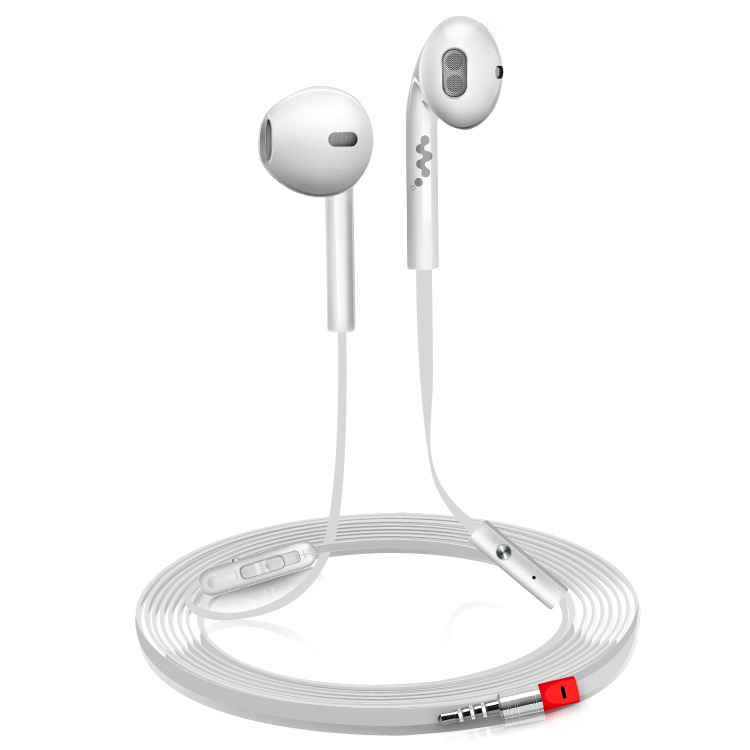 Mobile phone universal smart headset universal with microphone button control in-ear headphones earphone for xiaomi redmi oppo
