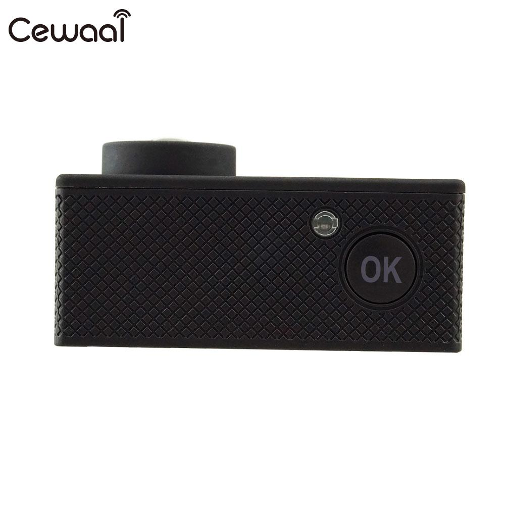 Cewaal 4K 30FPS WIFI Hiking Waterproof Camera Outdoor Action Camera Ultra Video Recorder Sports DV Photo цена