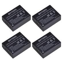4 Pcs 1260 mAh NP W126 NP W126 NPW126 Pin cho Fujifilm Fuji X Pro1 XPro1 X T1 XT1, HS30EXR HS33EXR X PRO1
