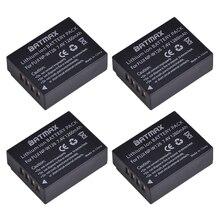 4 pièces 1260 mAh NP W126 NP W126 NPW126 Batteries pour Fujifilm Fuji X Pro1 XPro1 X T1 XT1, HS30EXR HS33EXR X PRO1