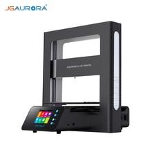 JGAURORA A5 DIY 3D font b Printer b font Metal Frame 2 8 font b Color