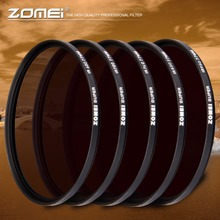 Zomei Infrarood Ir Filter 680nm 720nm 760nm 850nm 950nm X RAY Infrarood Filter Voor Slr Dslr Camera Lens Nikon Canon Sony