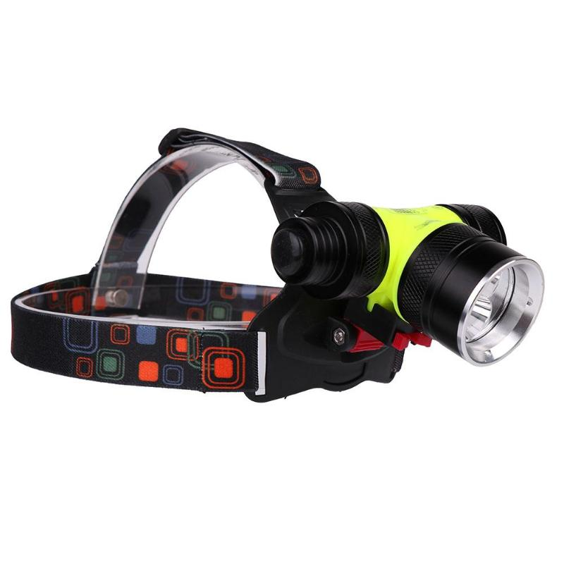 Professional XML-T6 LED Head Lamp 2 Modes Outdoor Sports Hunting Cycling Fishing Flashlight IP55 Waterproof Diving Head Light sitemap 38 xml